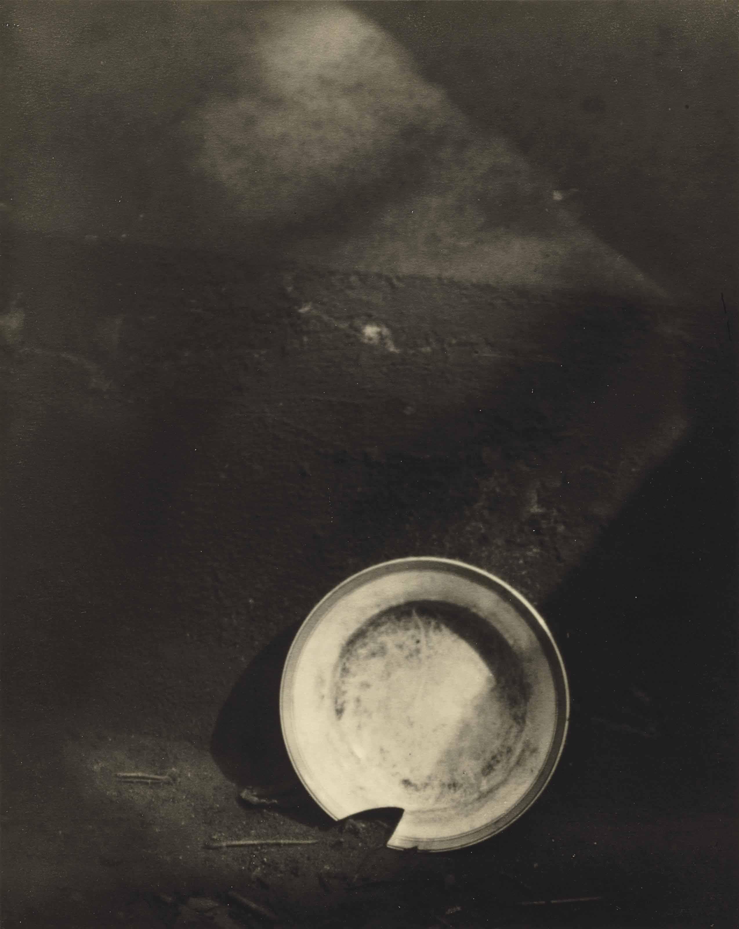 Broken Dish, 1924