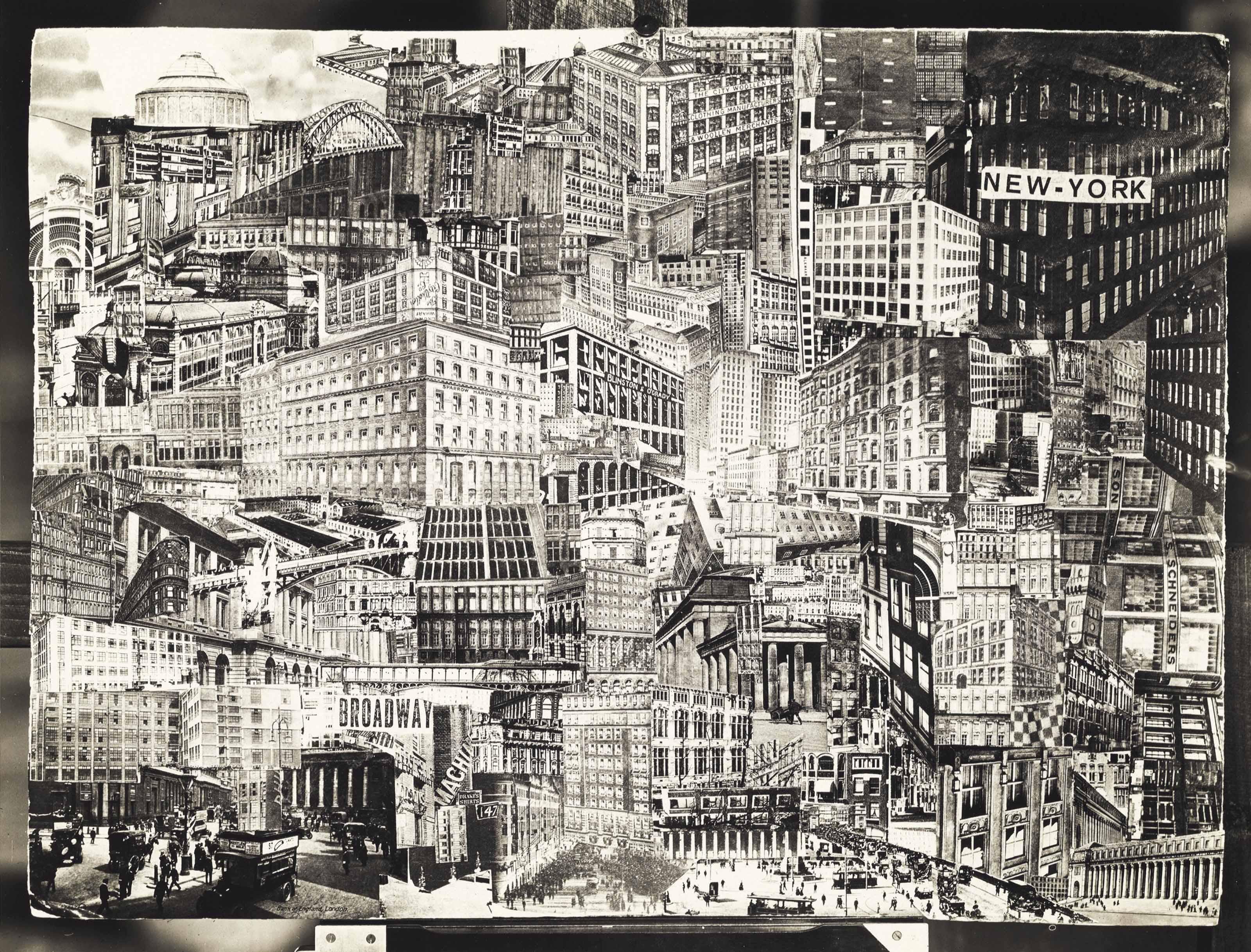 New York, 1919