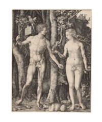 Adam and Eve (B., M,. Holl. 1; S.M.S. 39)