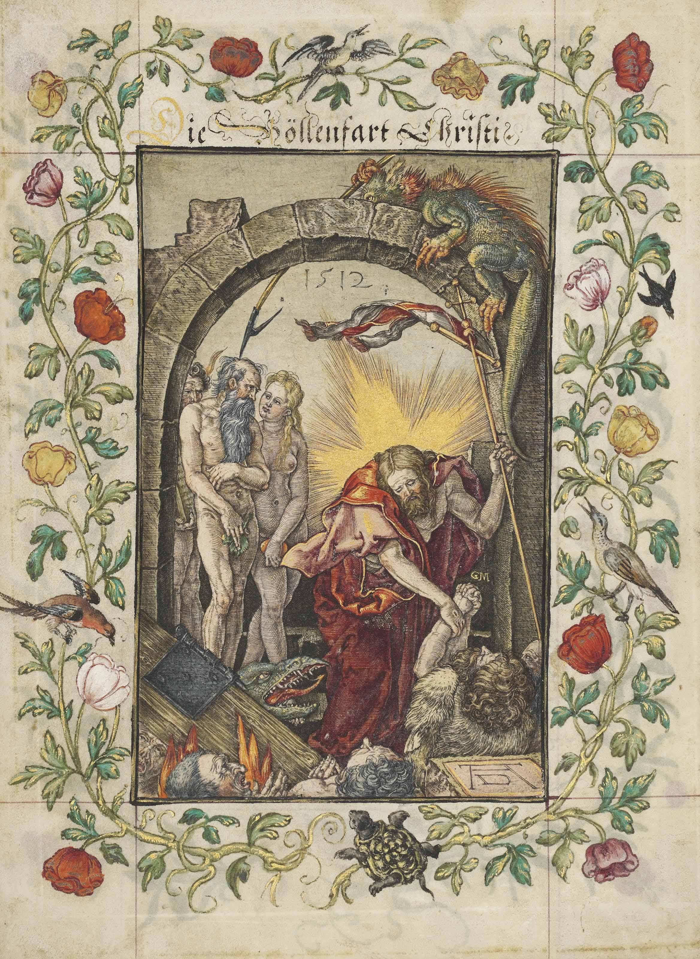 Albrecht Dürer and Georg Mack the Elder