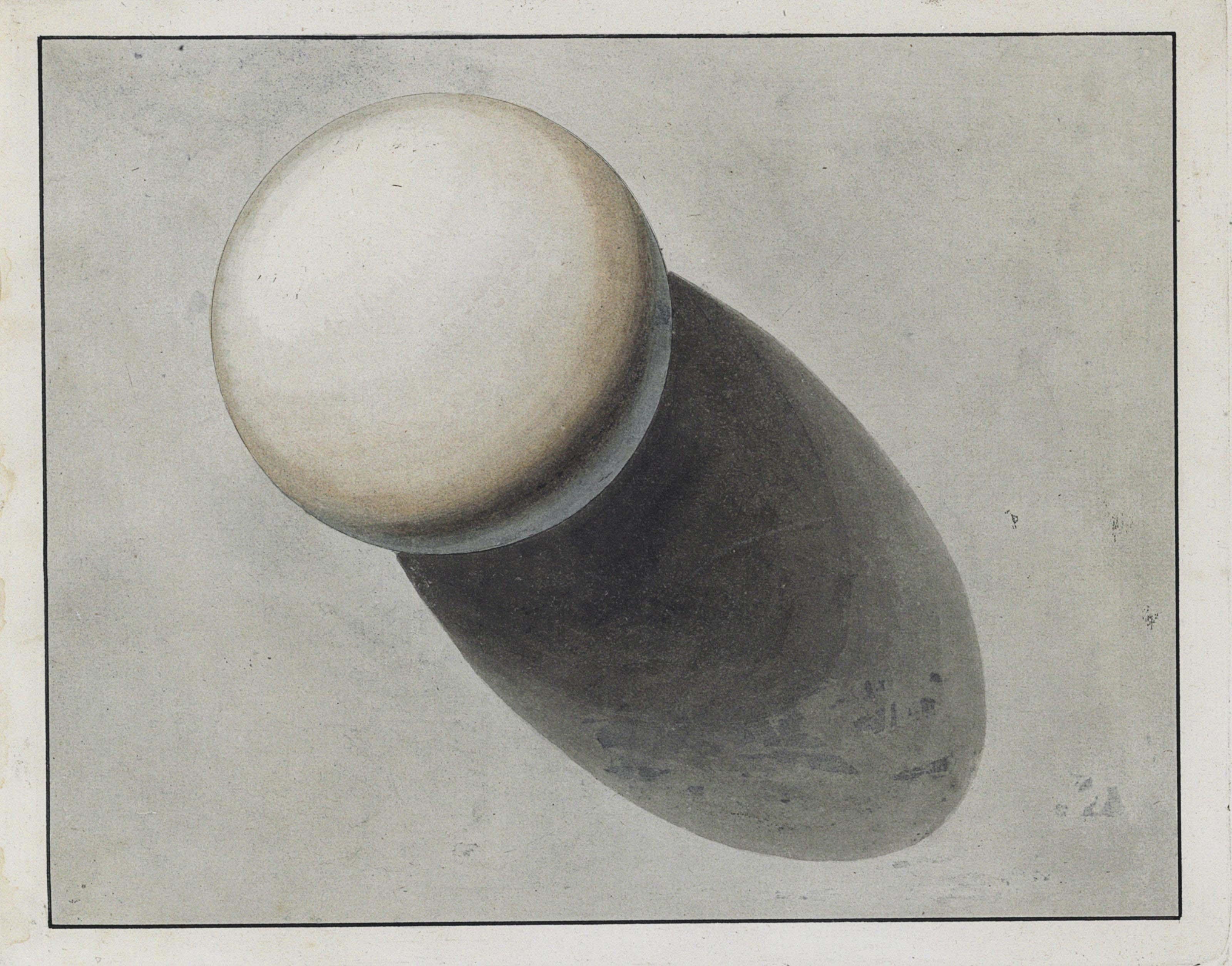 ROSSI-MELOCCHI, Cosimo (1758-1820). Saggio teorico-pratico intorno alla determinazione dell'ombre nei diversi soggetti d'Architettura geometrica. Florence: Giuseppe Tofani and Comp. dell'Aquila Nera, 1805.