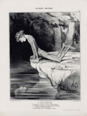 DAUMIER, Honoré (1808-1879)