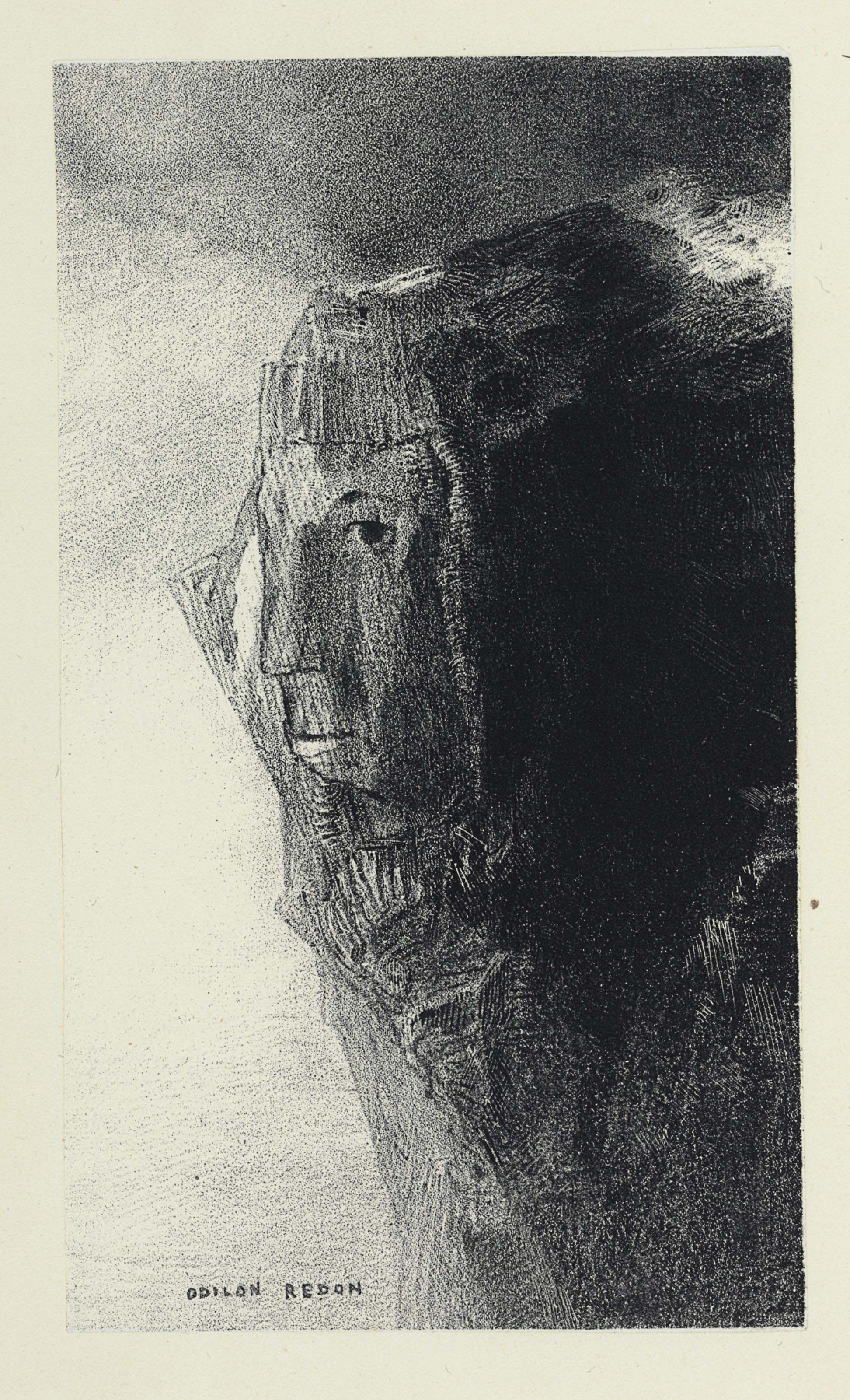 REDON, Odilon, illustrator. --