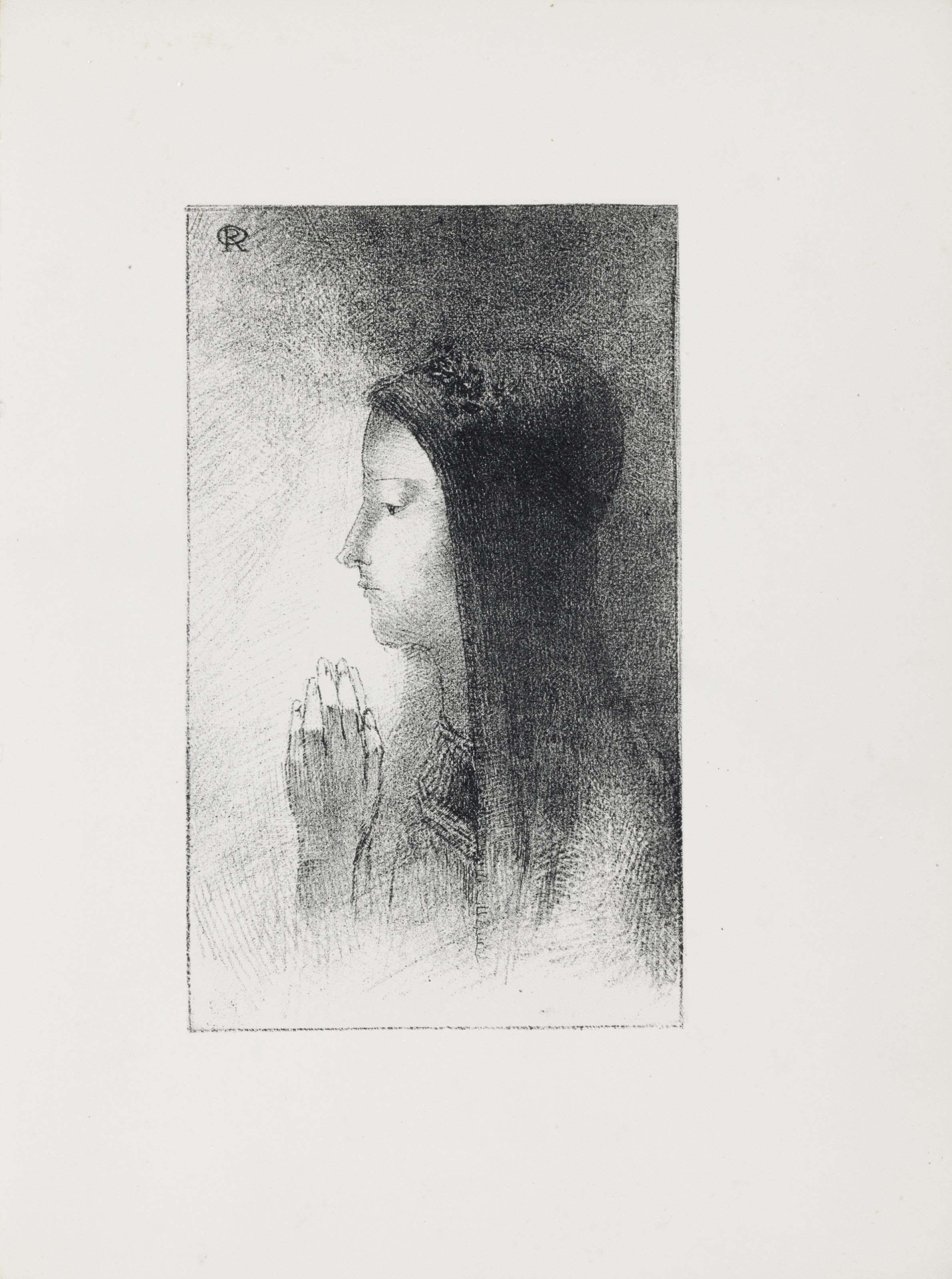 REDON, Odilon, illustrator --