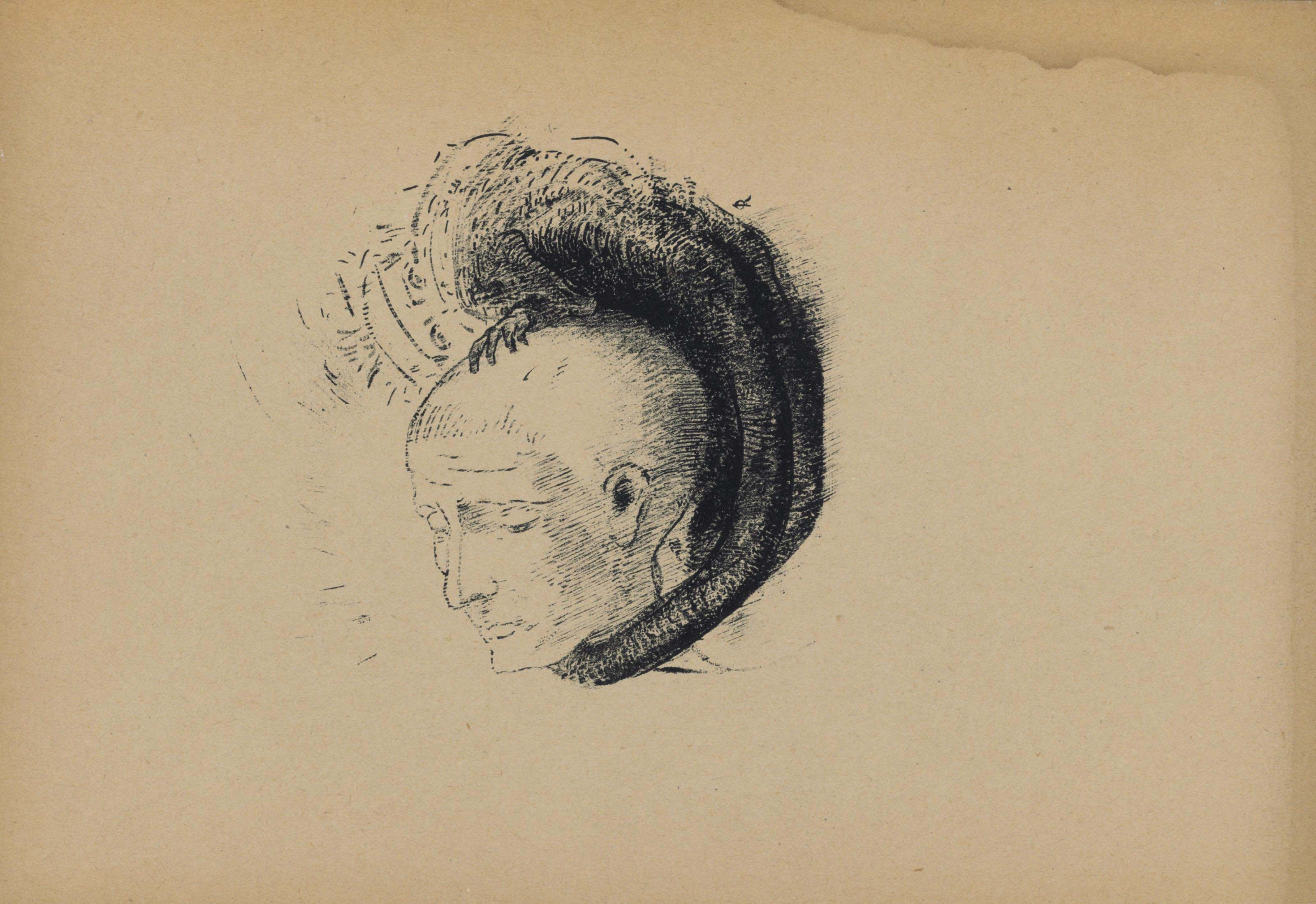 REDON, Odilon (1840-1916), ill