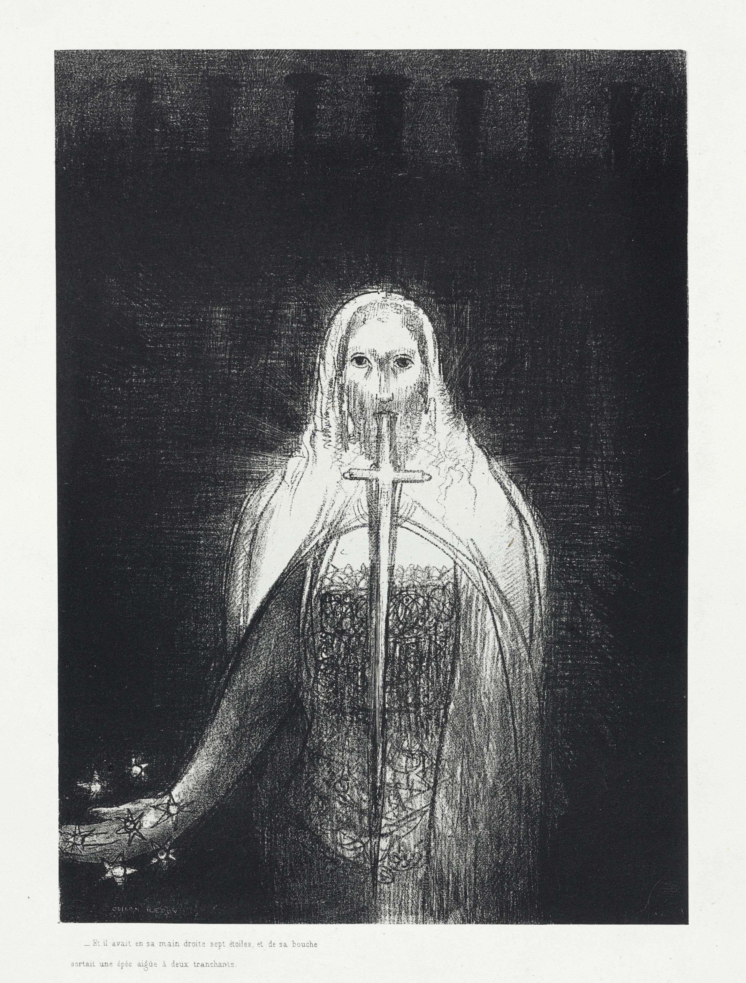 REDON, Odilon (1840-1916)