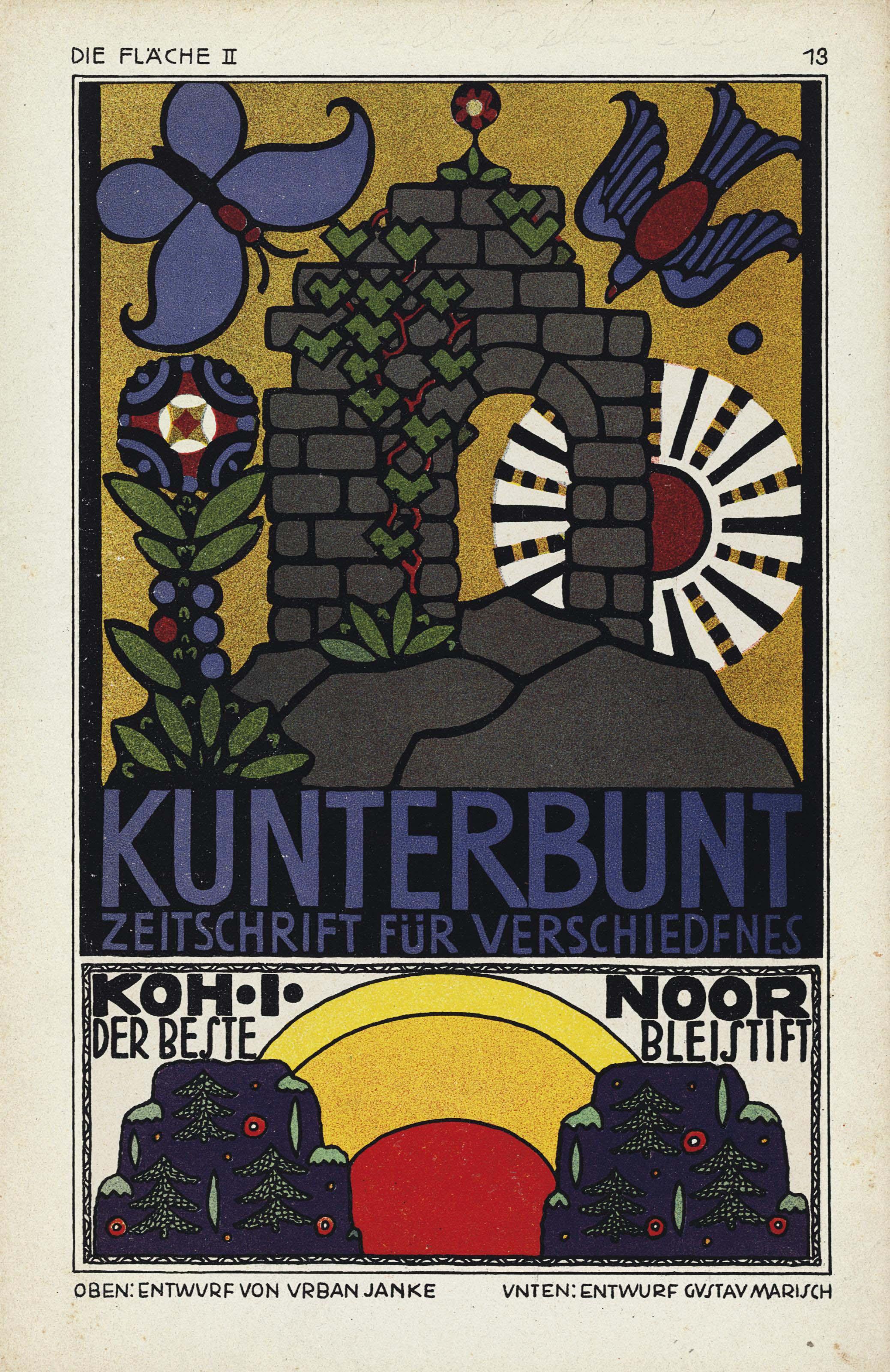 HOFFMANN, Josef (1870-1956), K