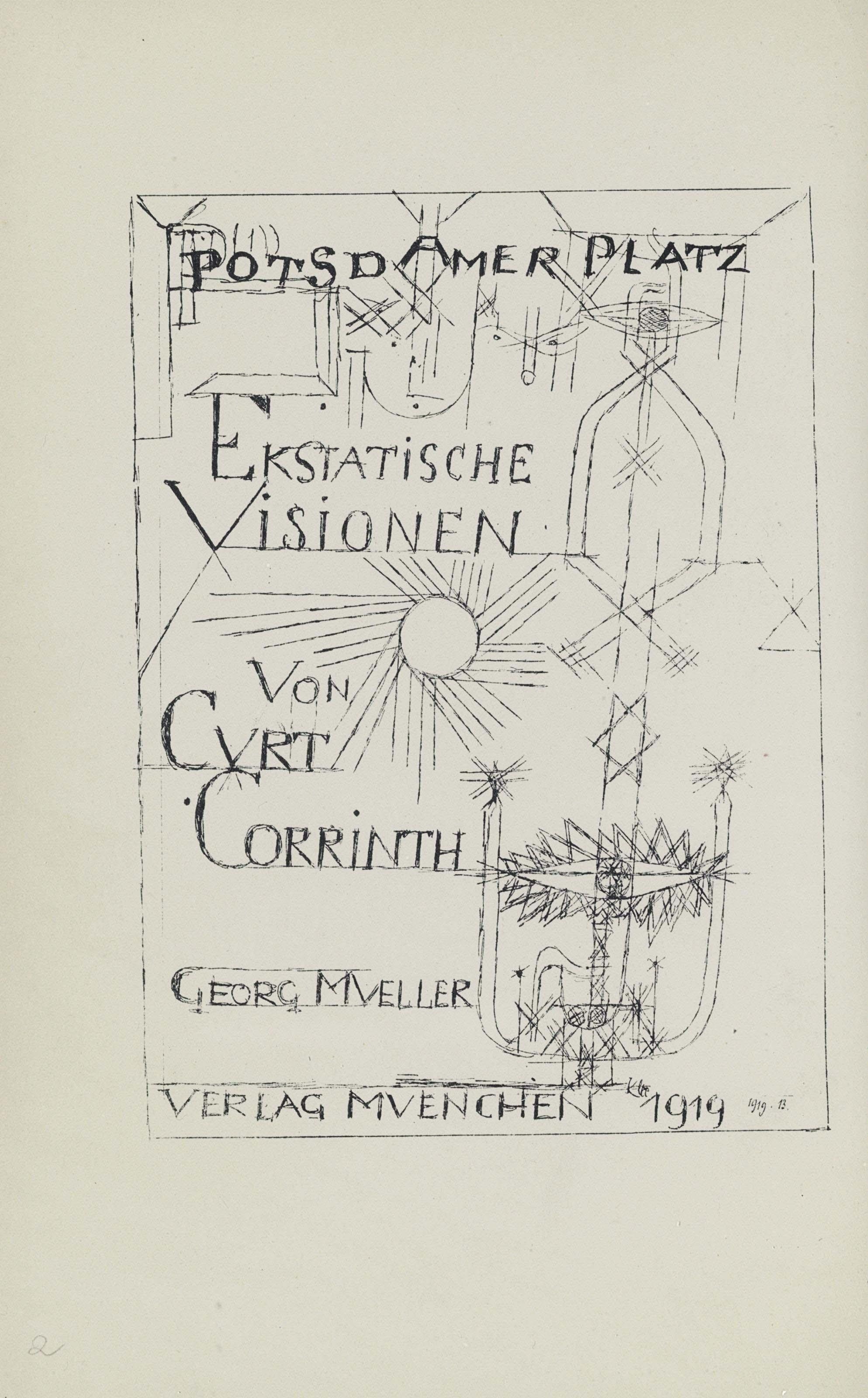 KLEE, Paul (1879-1940), illust