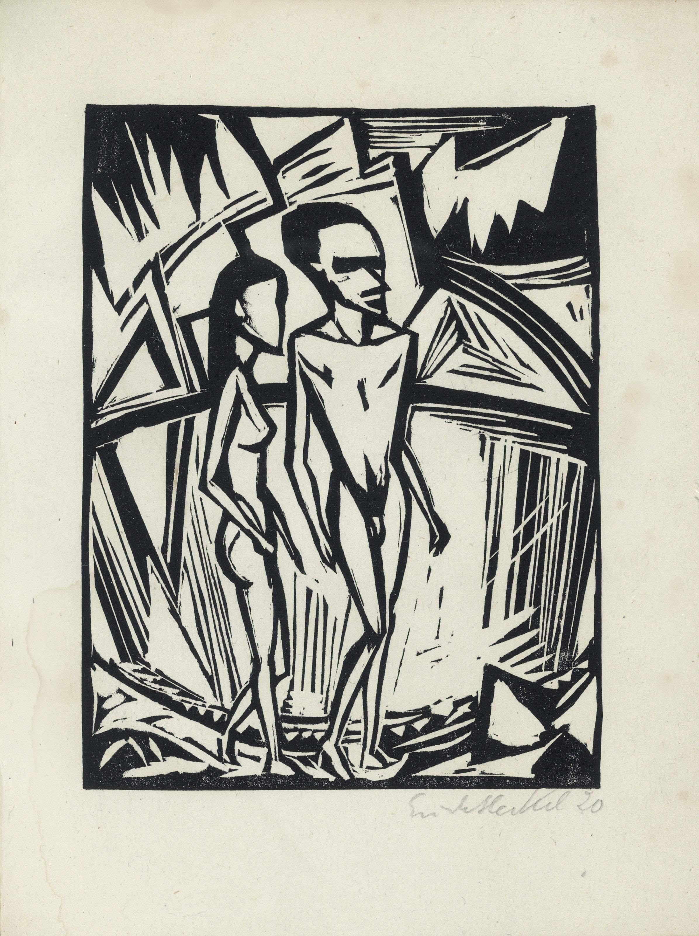 WESTHEIM, Paul (1886-1963). Da