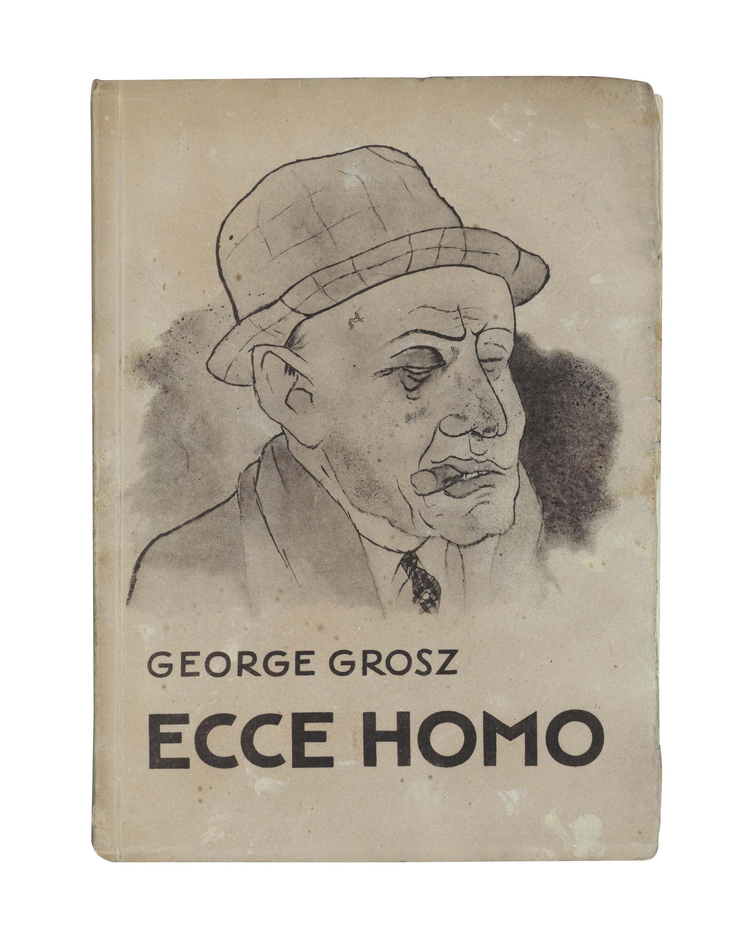 GROSZ, George (1893-1959). Ecc