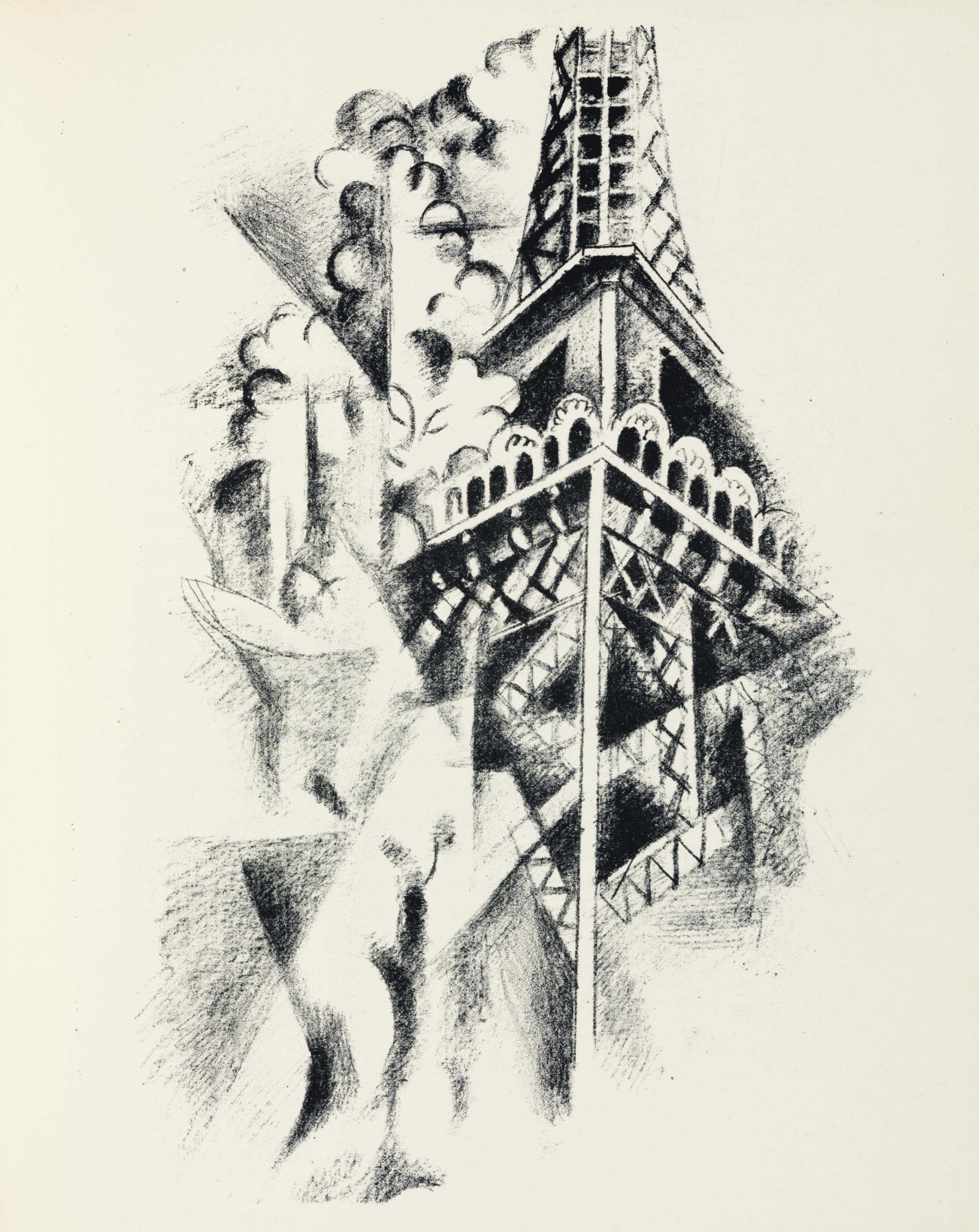 DELAUNAY, Robert (1885-1941) a