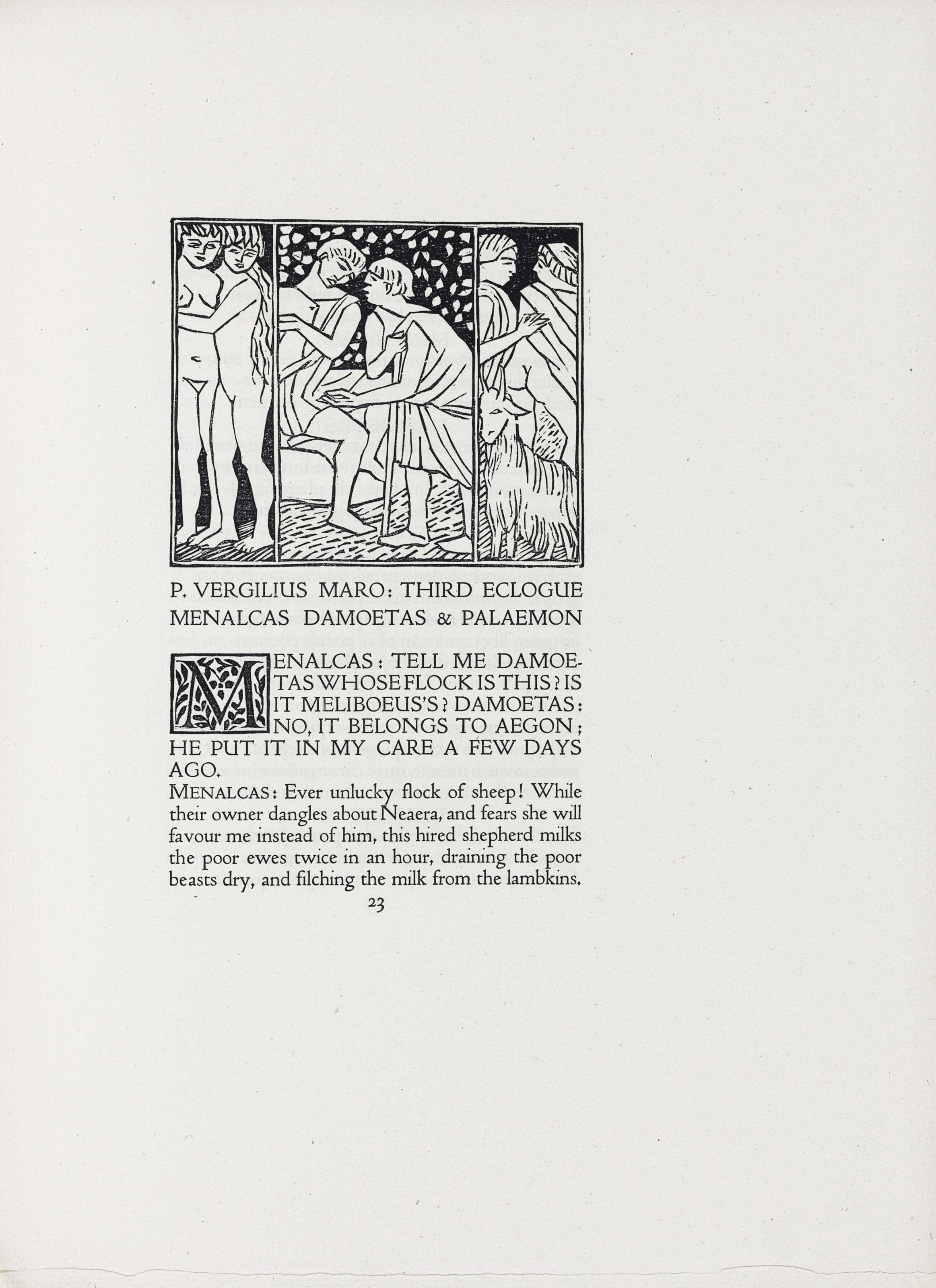 MAILLOL, Aristide, illustrator