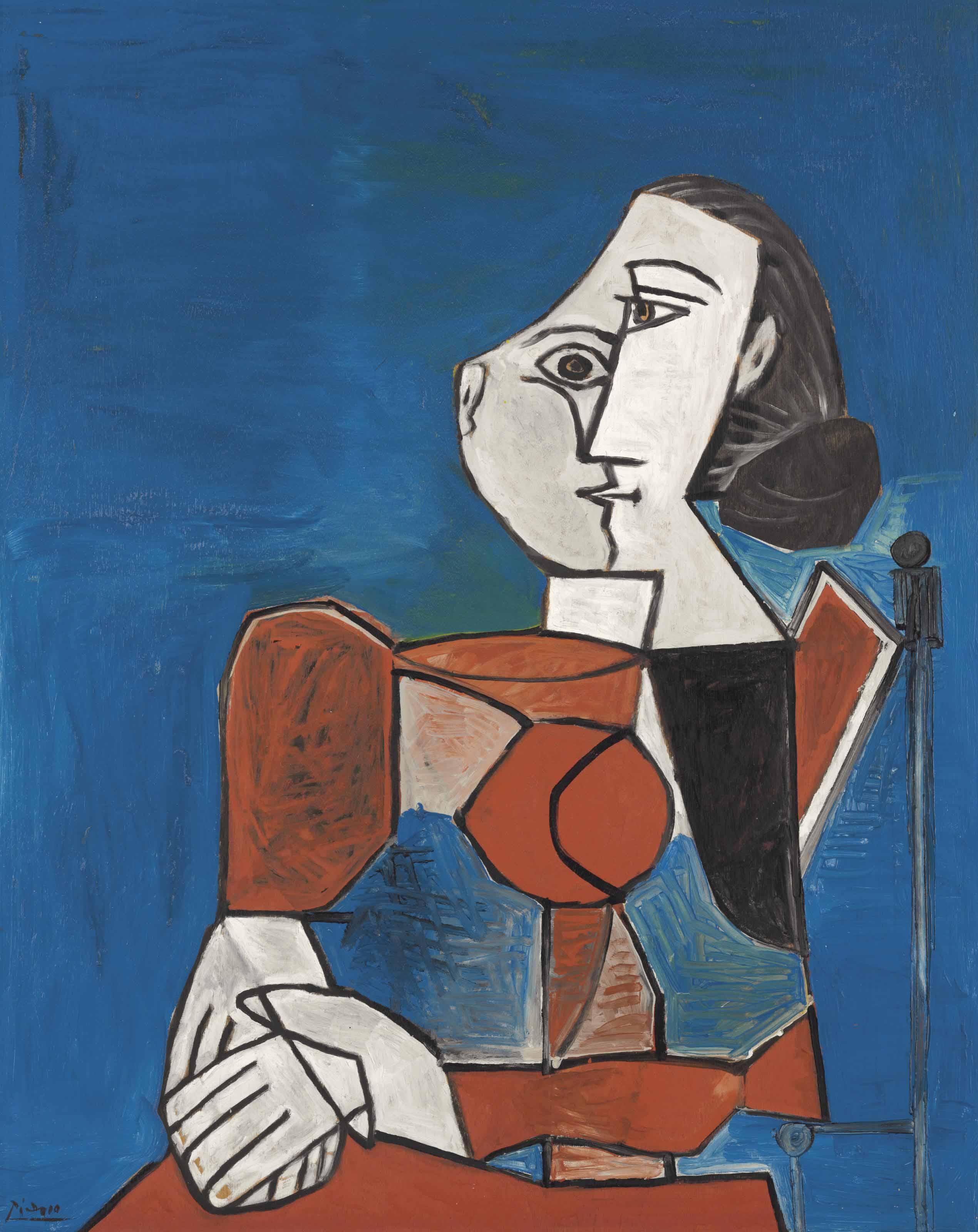 When Bardo met Picasso