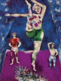 Les trois acrobates