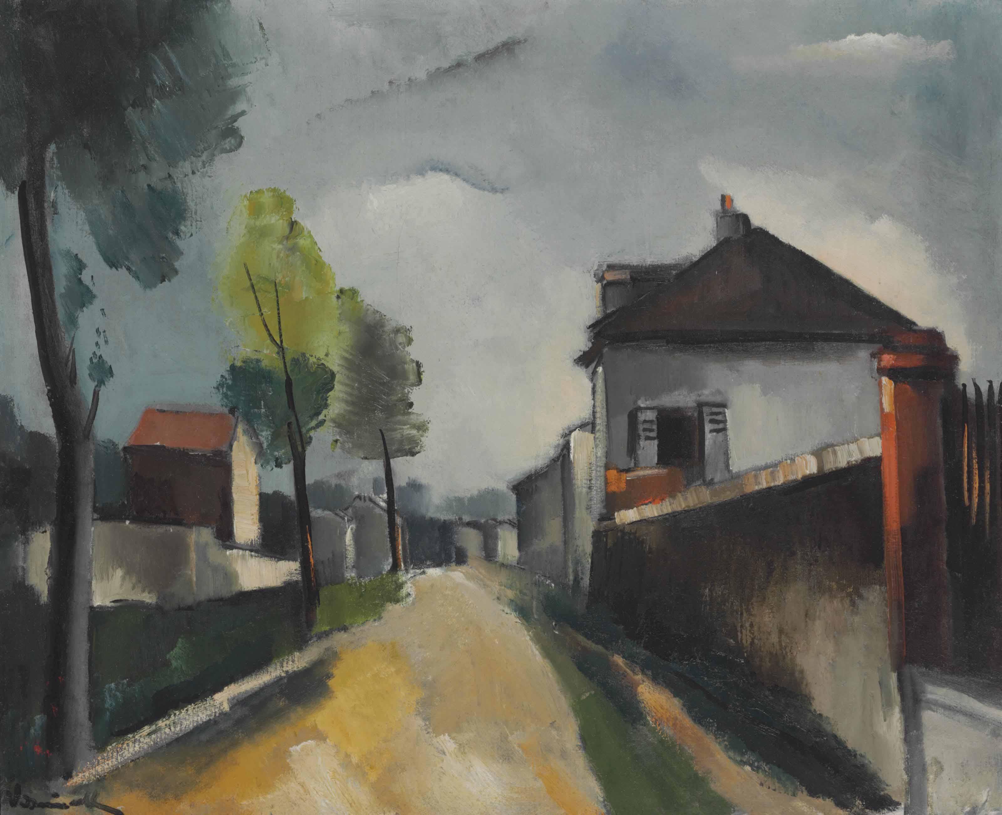 Картинки по запросу Vlaminck, Maurice de