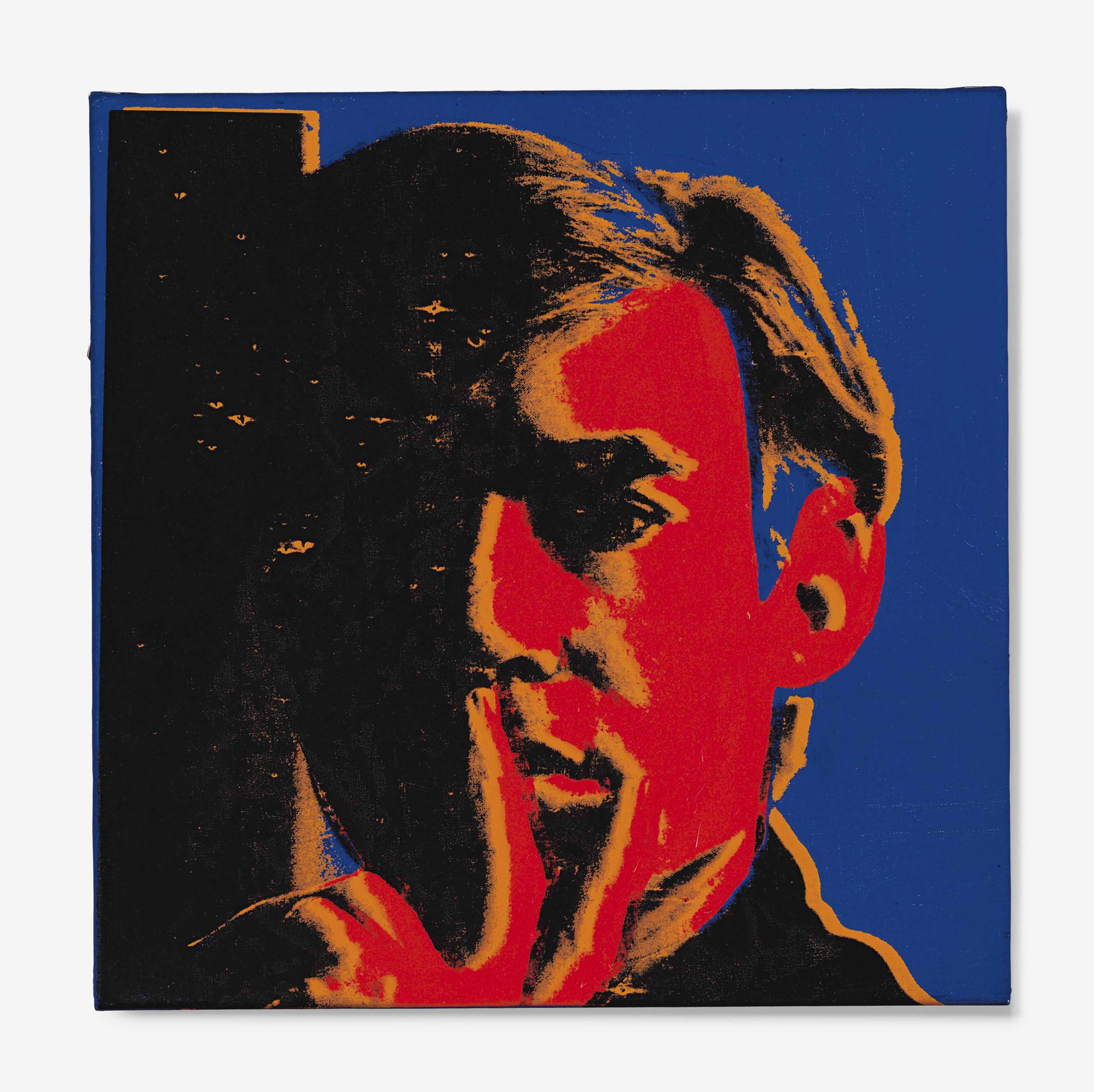 7eb3c4b9473d6 Andy Warhol (1928-1987) | Self-Portrait | 20th Century, Paintings ...