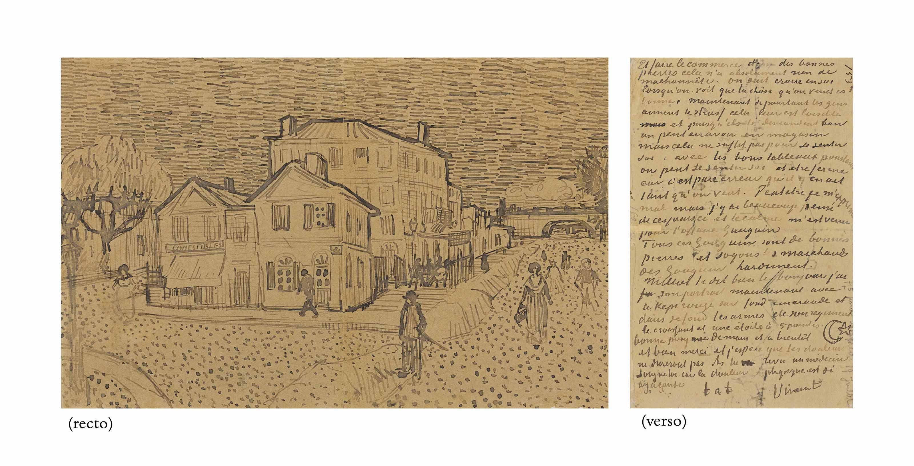 De Haute Qualite Vincent Van Gogh (1853 1890)
