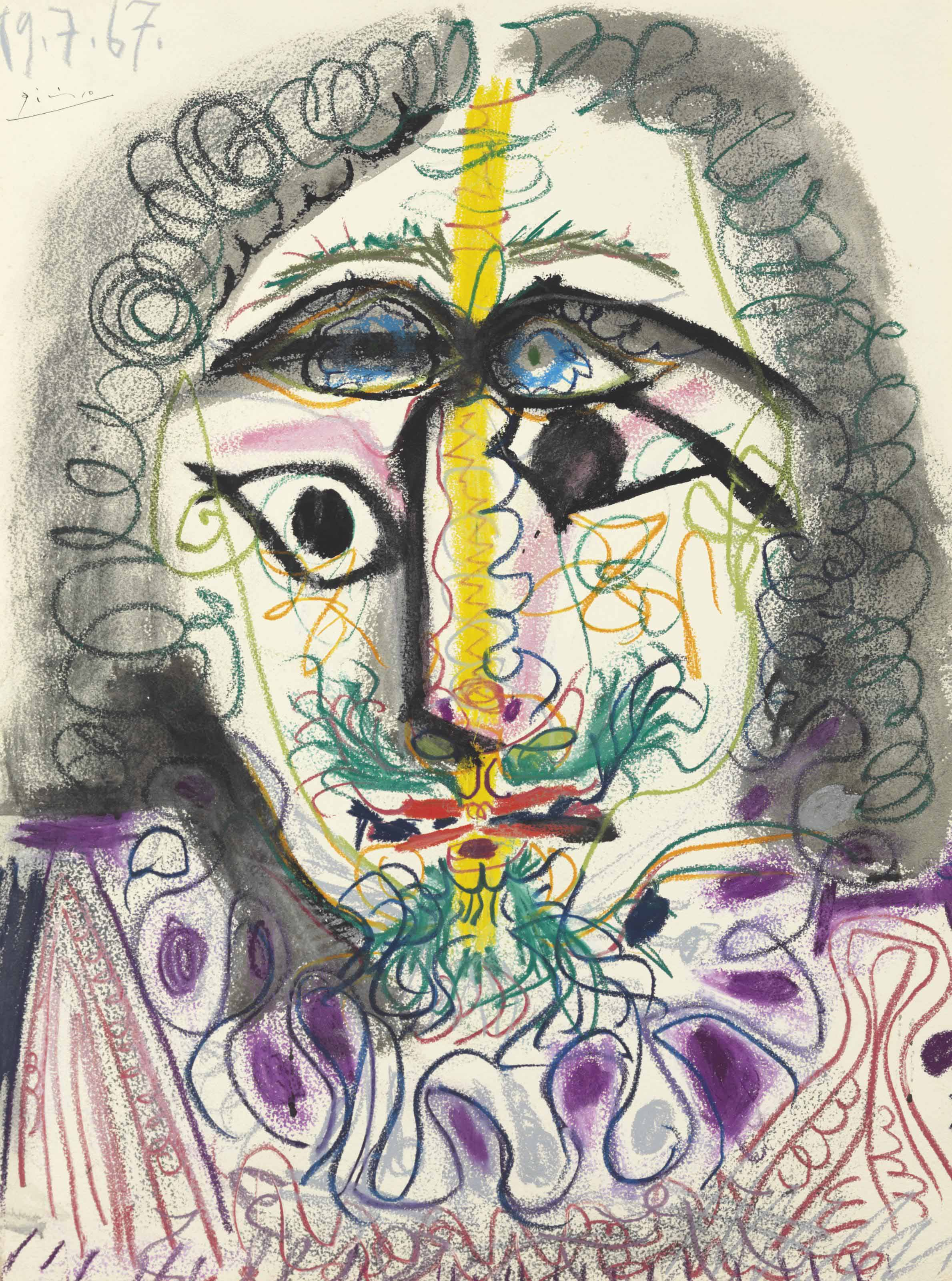 pablo picasso research paper This paper describes the influences on pablo picasso's work during the years between 1932 and 1935 the writer cites the influence of picasso's personal and romantic relationships as having a significant impact on his style and subject matter.