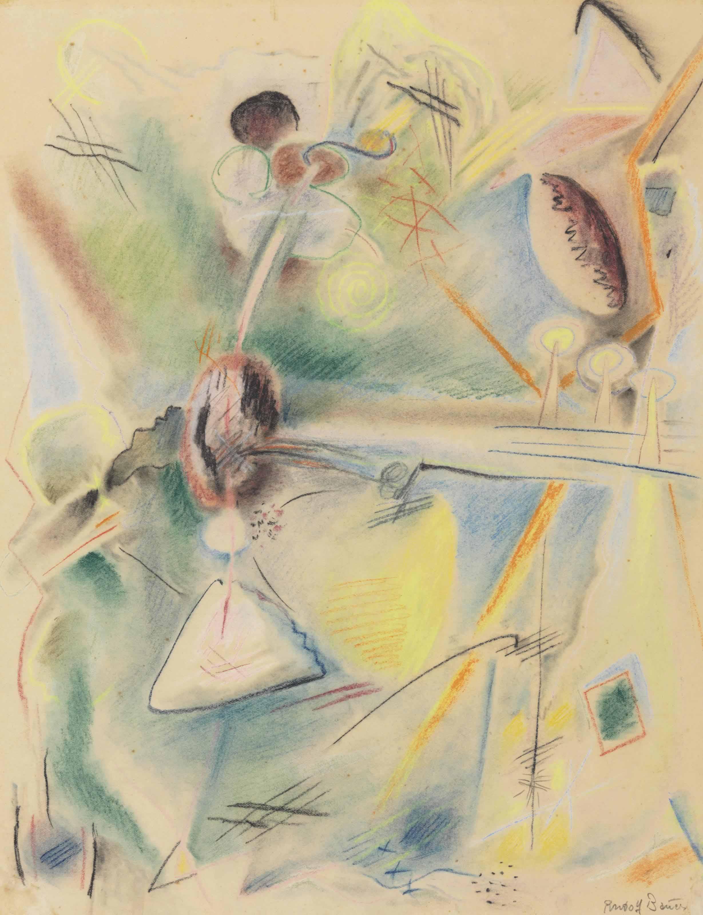 Rudolf Bauer (1889-1953)
