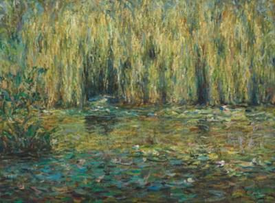 Blanche Hoschede-Monet (1865-1