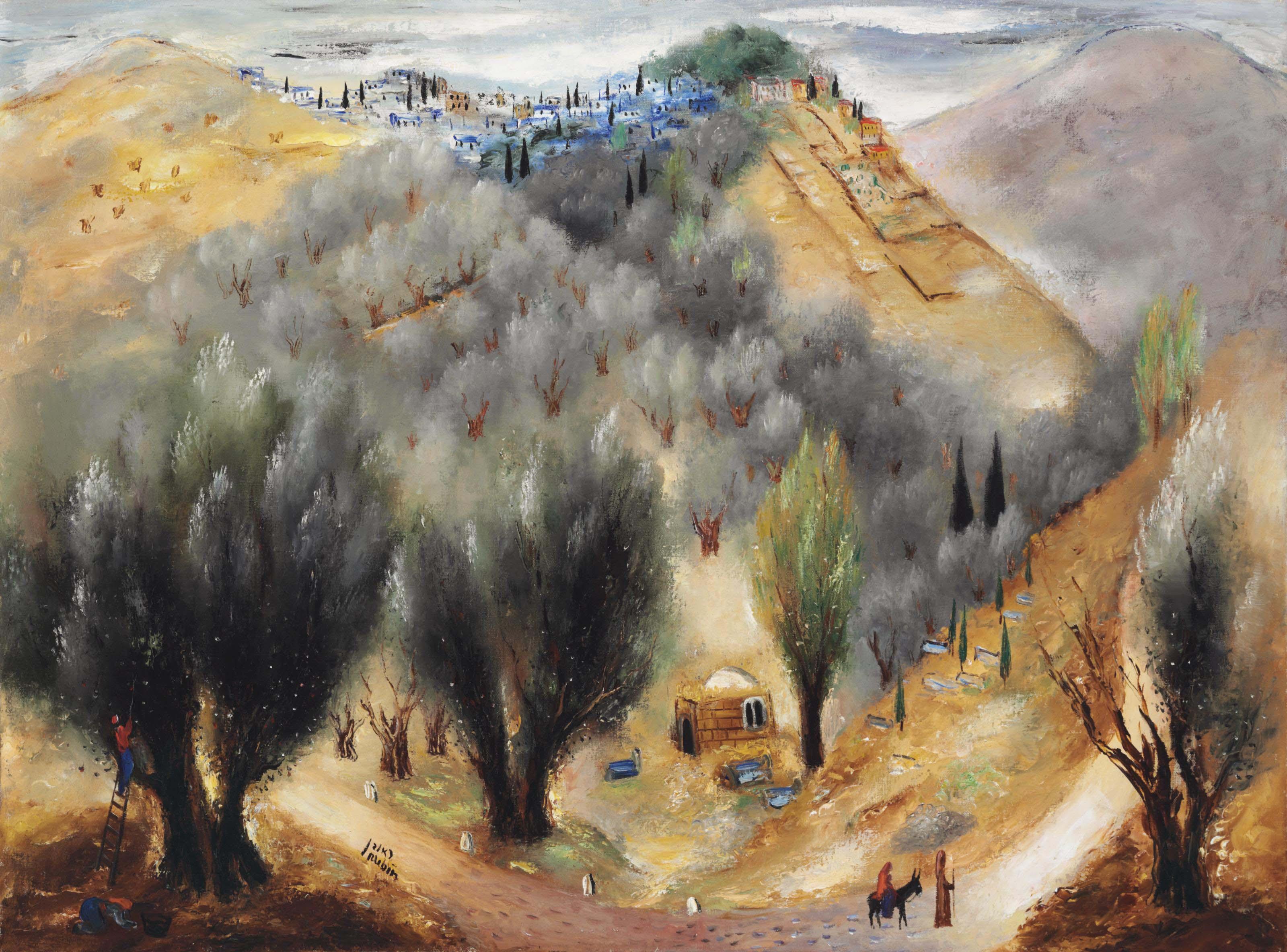 Reuven Rubin (1893-1974)