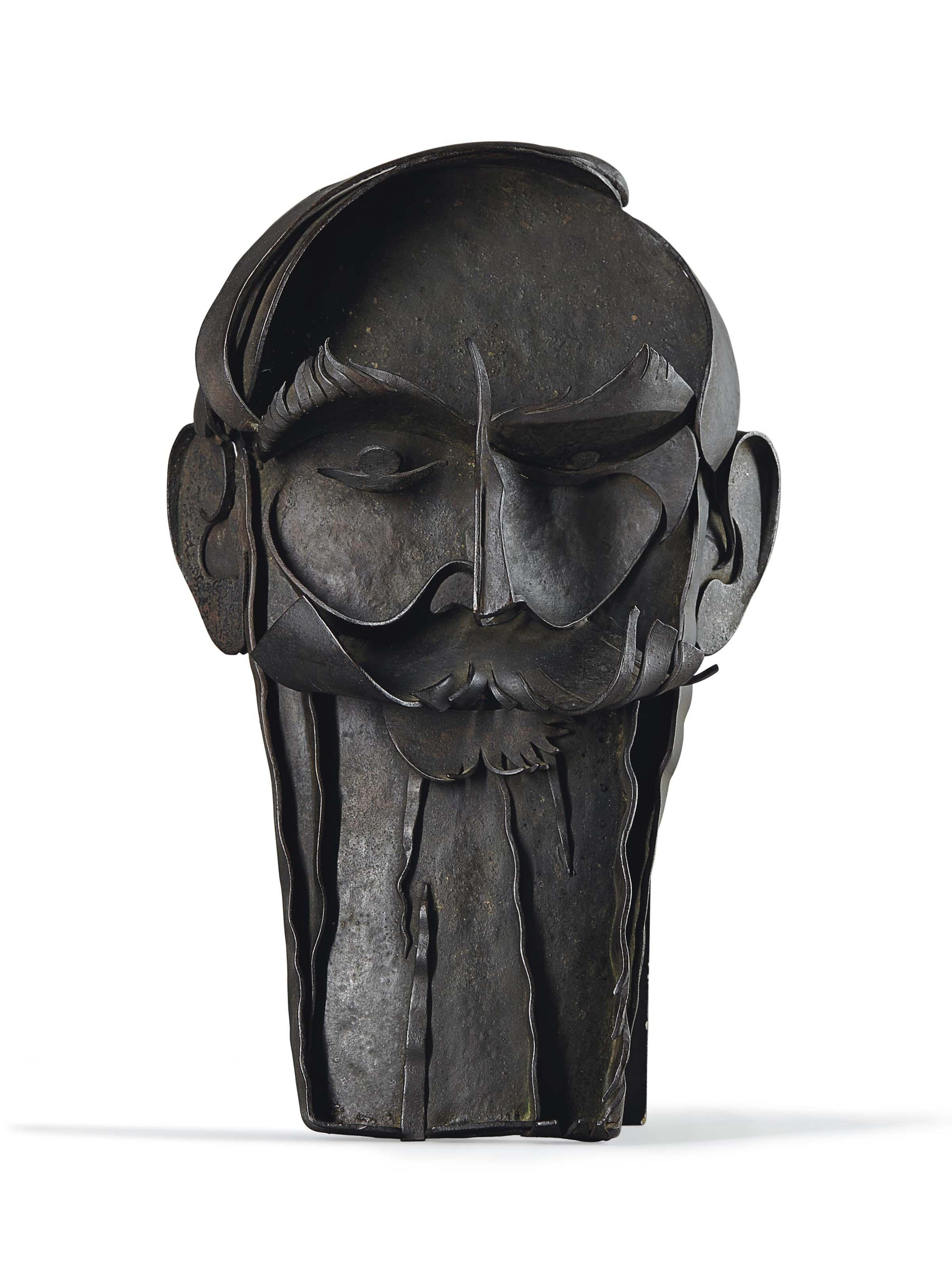 Homme à la barbe ou Portrait de Monsieur Janés
