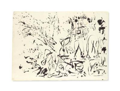 Jackson Pollock (1912-1956)