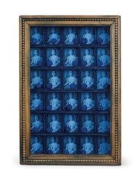 Untitled (Compartmented Medici Princess [Bronzino])