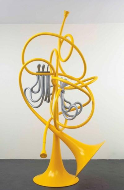 Claes Oldenburg (b. 1929) and