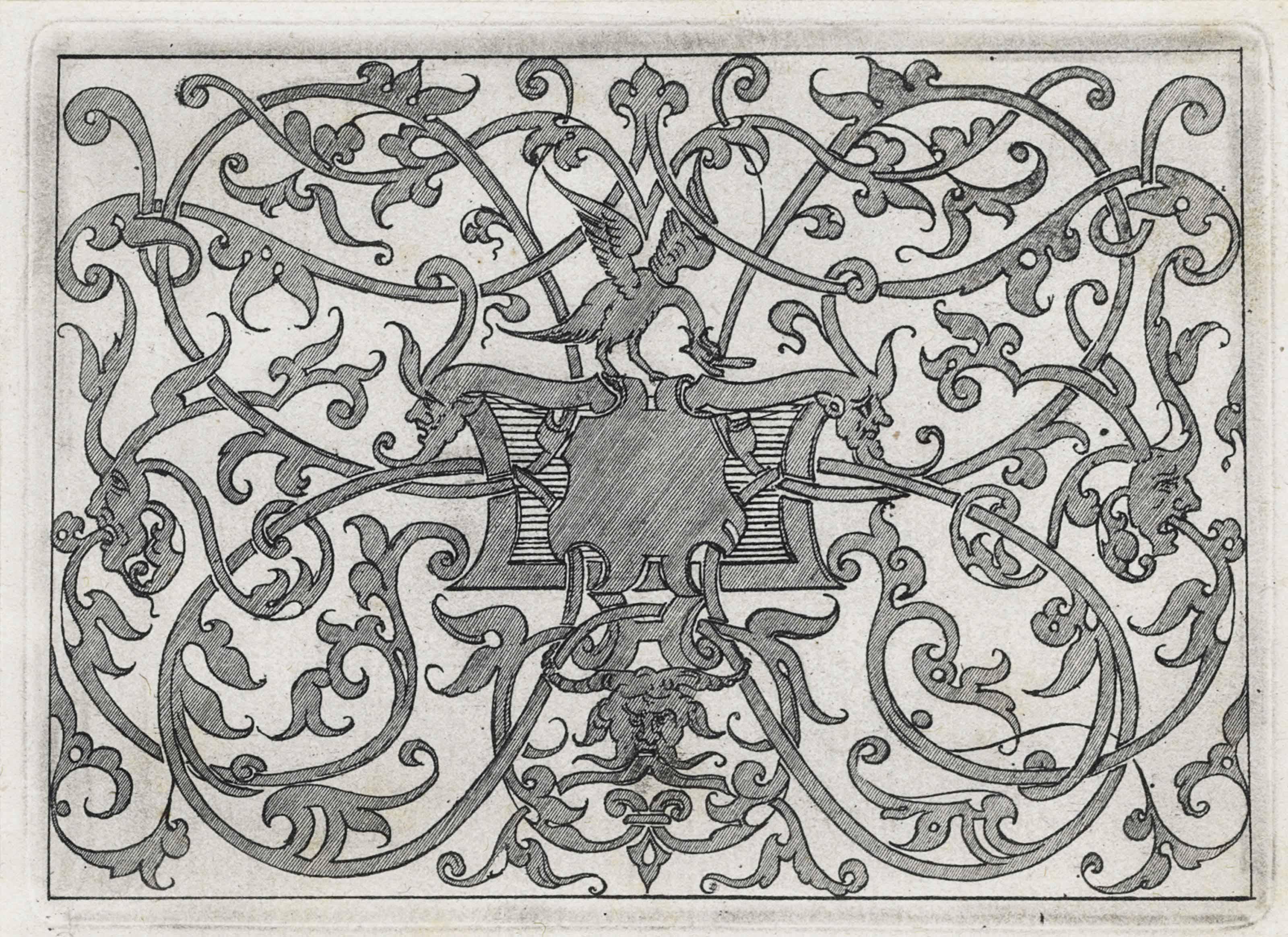 ANDROUET DU CERCEAU, Jacques. (ca. 1520-1586)
