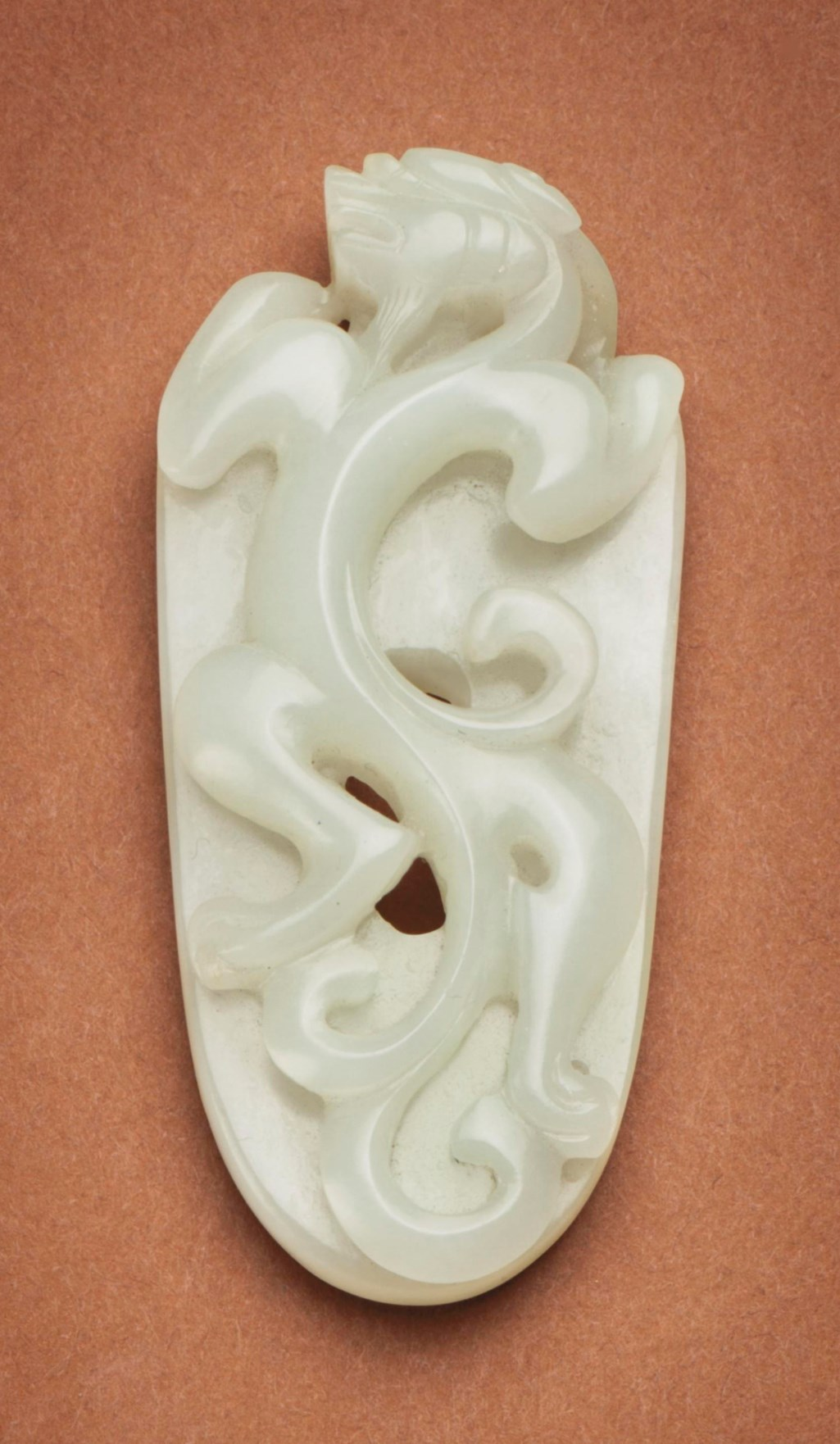 A Collecting Legacy: Fine Chinese Jade Carvings and Works of