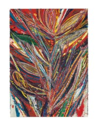 Untitled (Standard Lotus No. II, Bird of Paradise, Tiger Mouth Face 44.01)