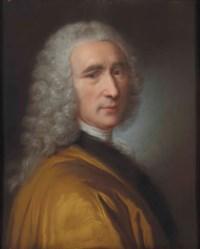 Portrait de René Pahoyau de Bonneval