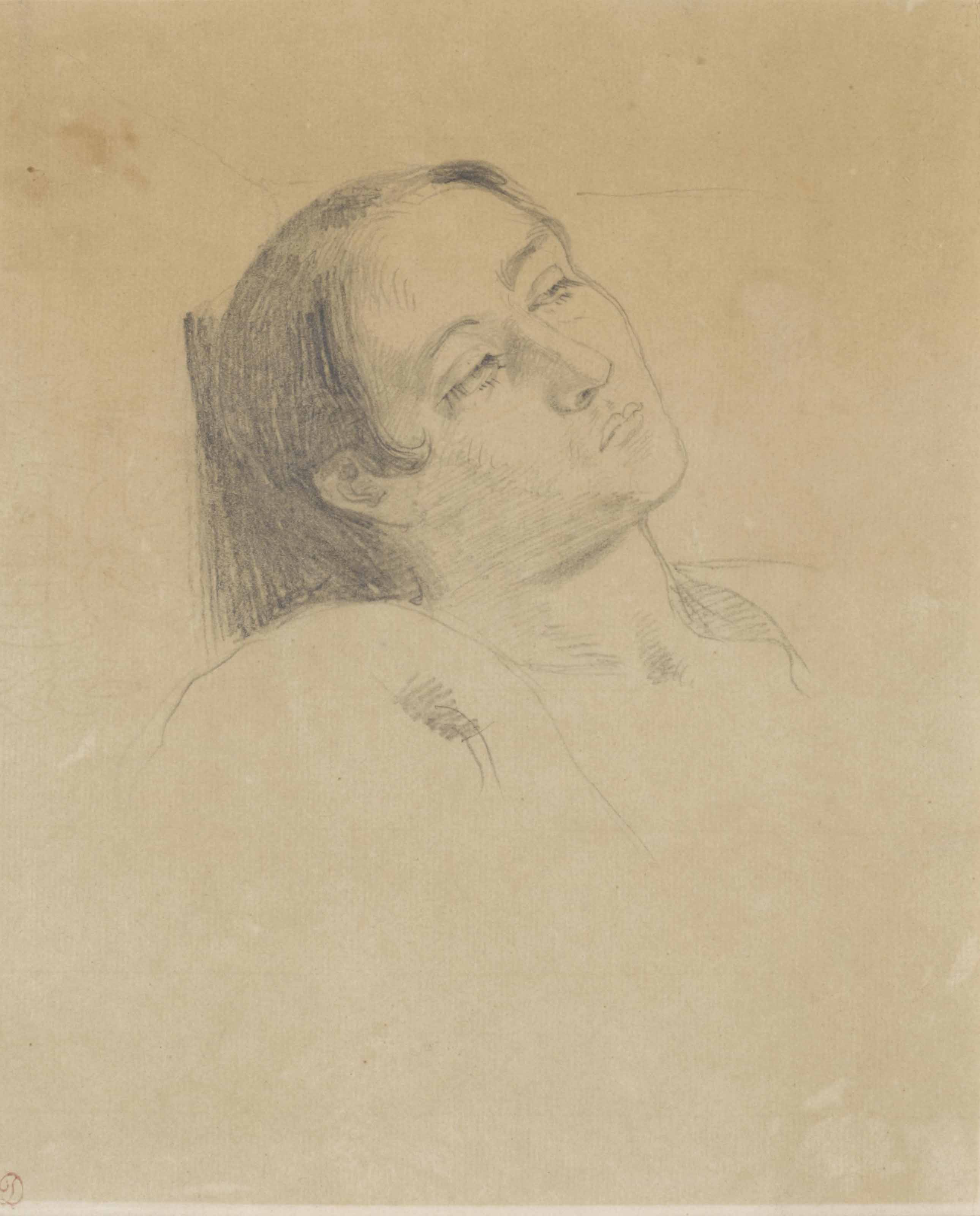 Ferdinand-Victor-Eugène DELACROIX (Charenton-Saint-Maurice 1798-1863 Paris)