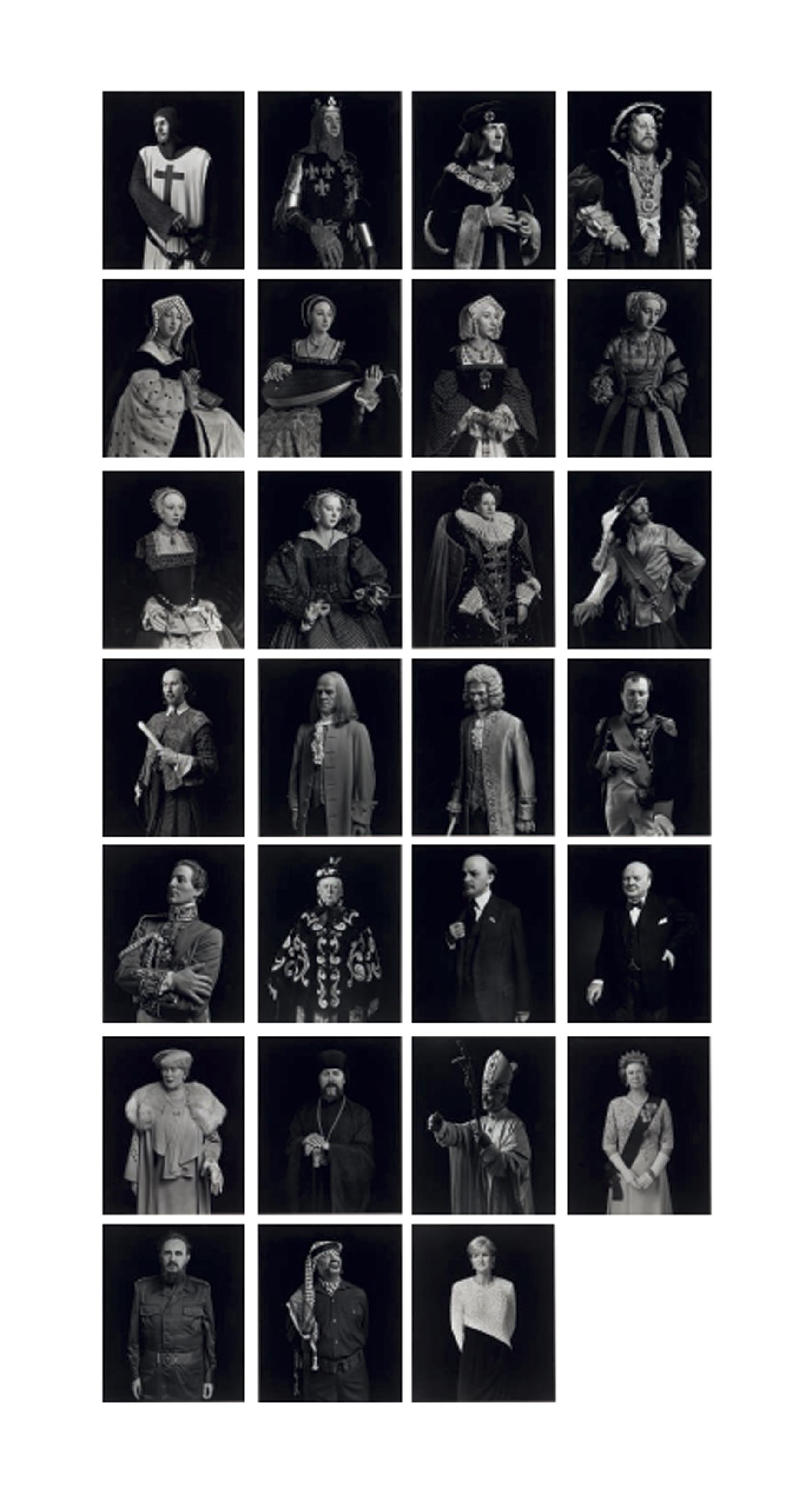 Portraits, 1999