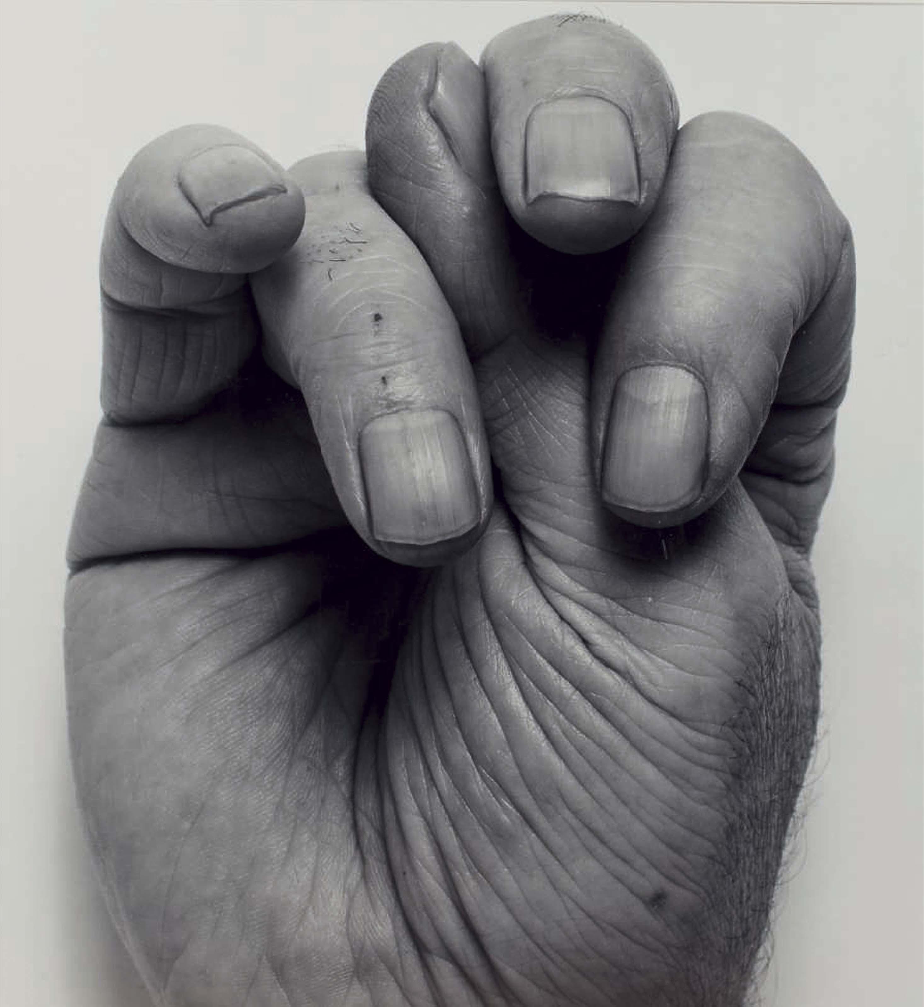 Self-portrait SP5-88, 1988