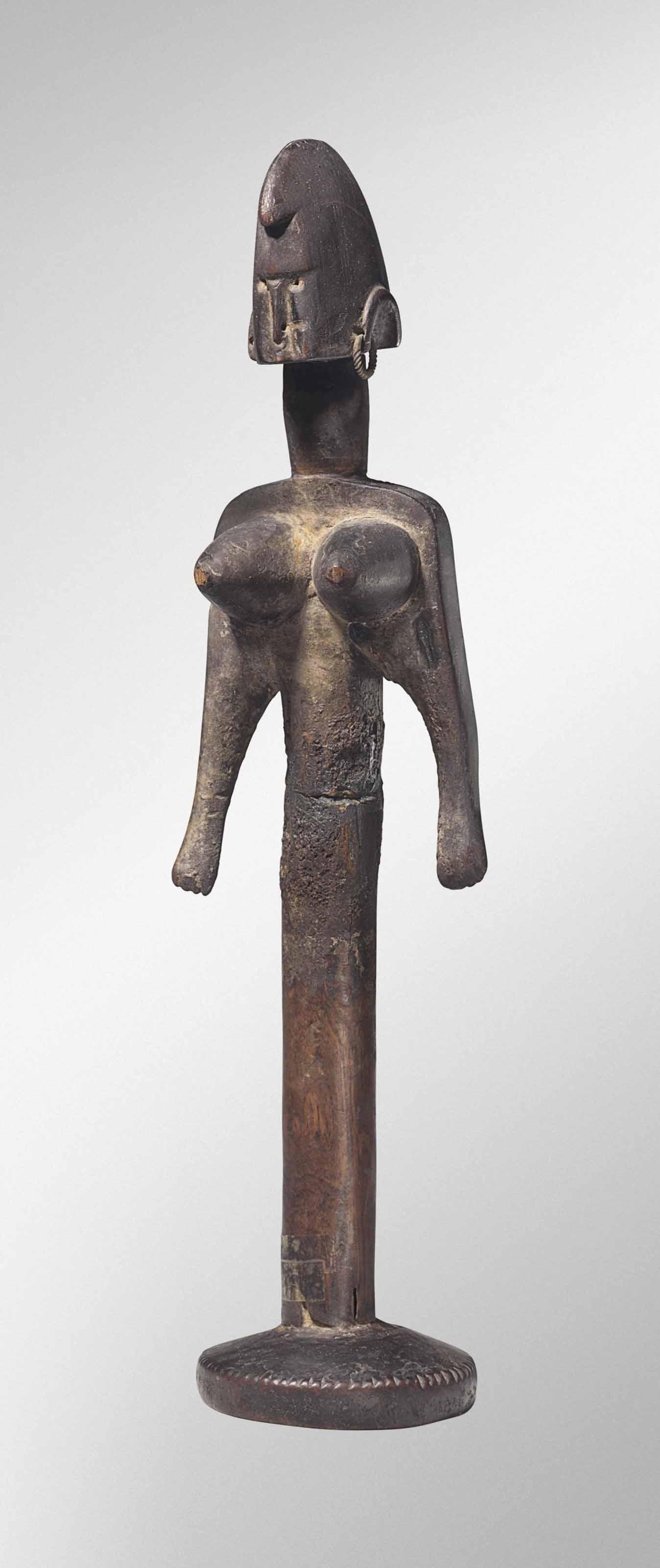 STATUETTE BAMANA BAMANA FEMALE