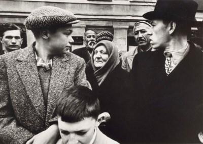 WILLIAM KLEIN (NÉ EN 1928)
