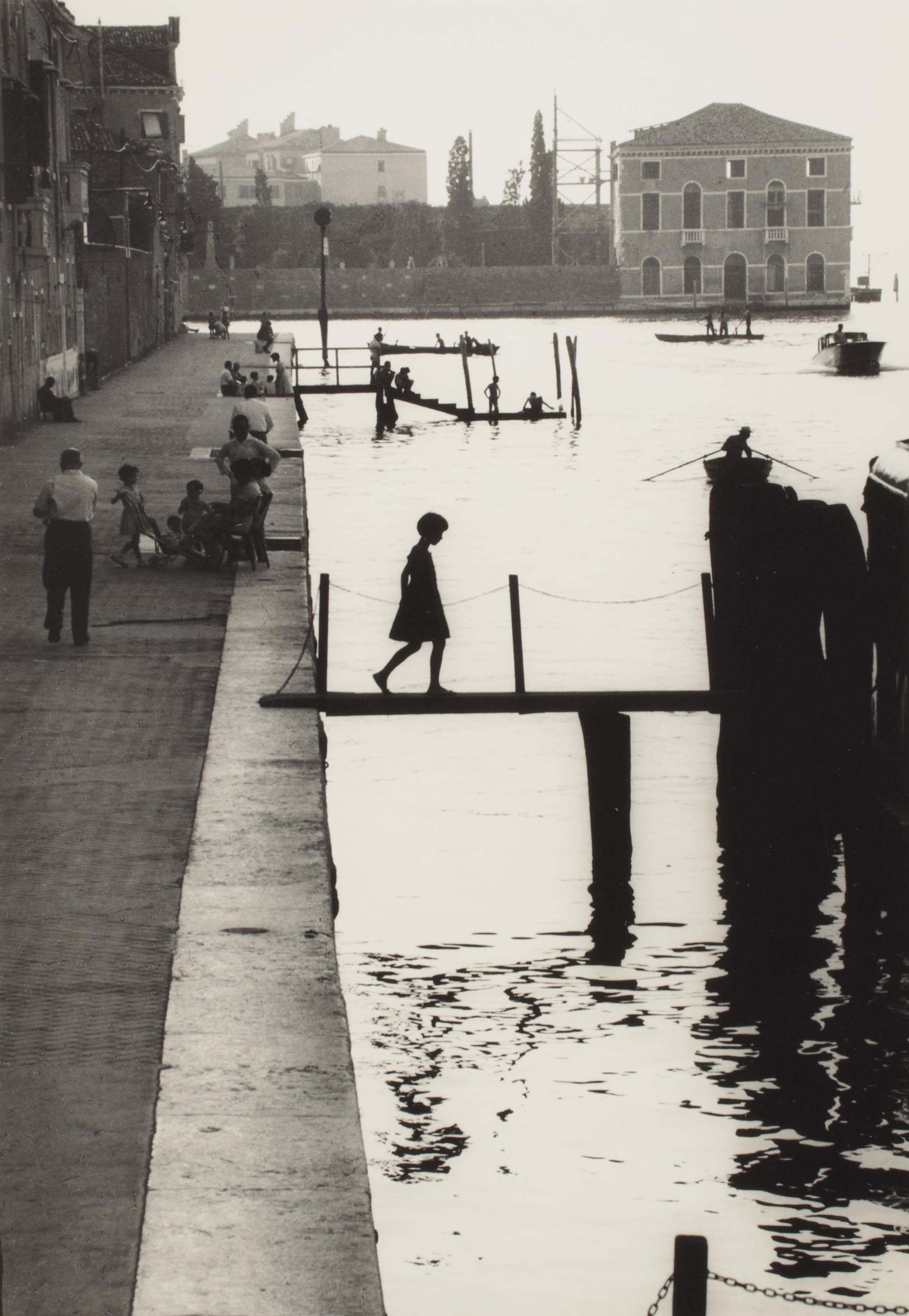 Fondamente Nuove, Venise, 1959