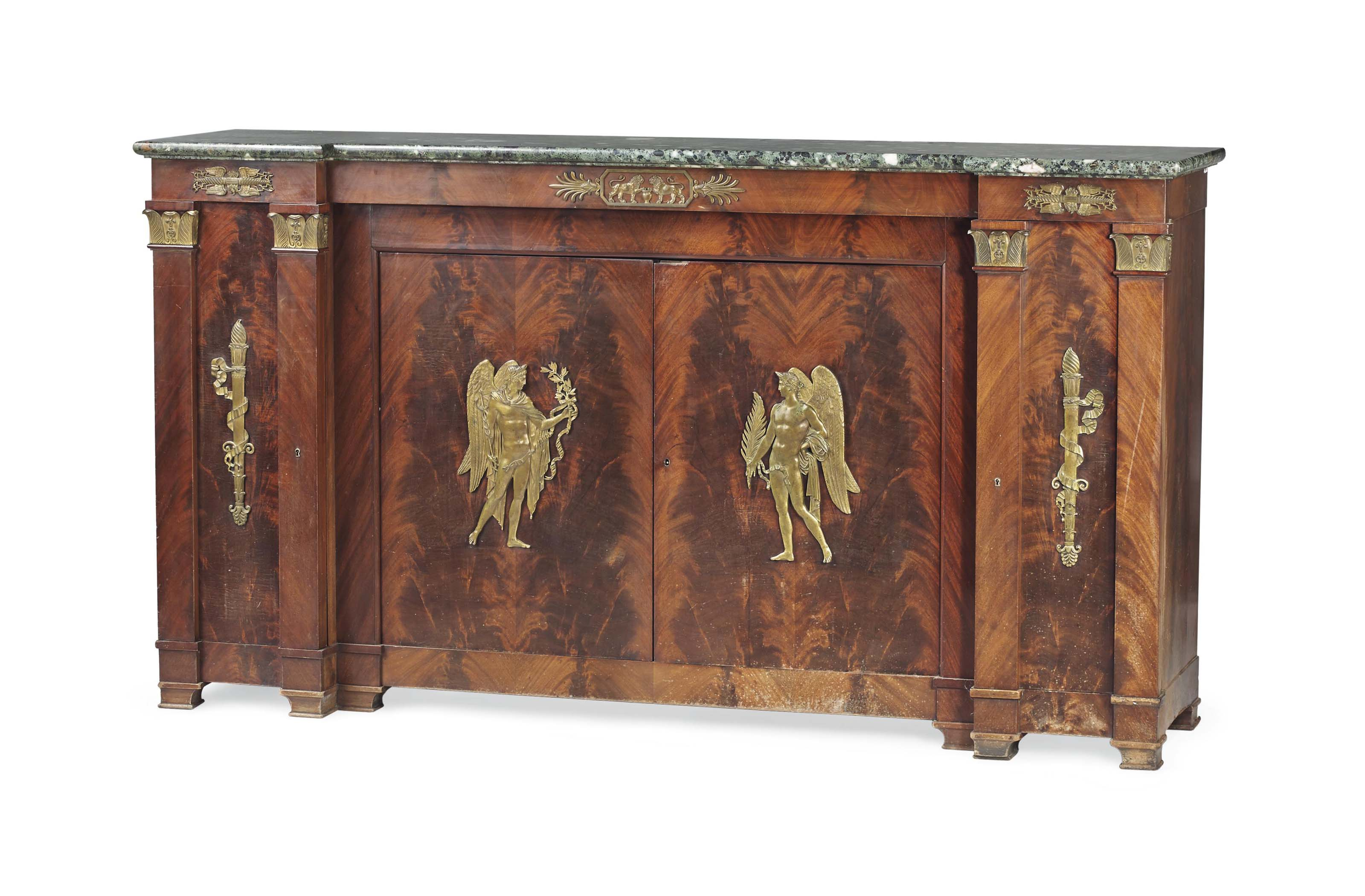 meuble a hauteur d 39 appui de style empire christie 39 s. Black Bedroom Furniture Sets. Home Design Ideas