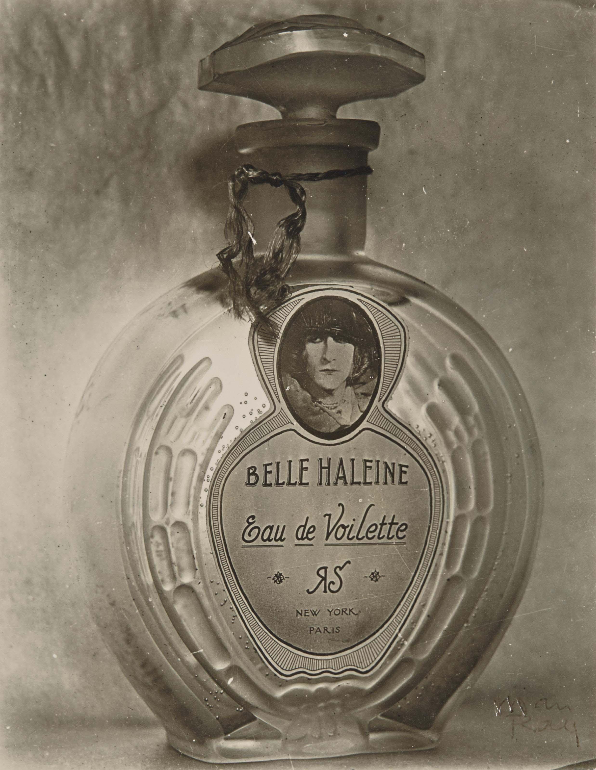 Belle Haleine, Eau de Voilette, 1920