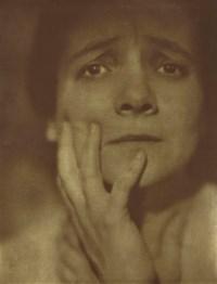 Madame Croiza, artiste lyrique, 1922