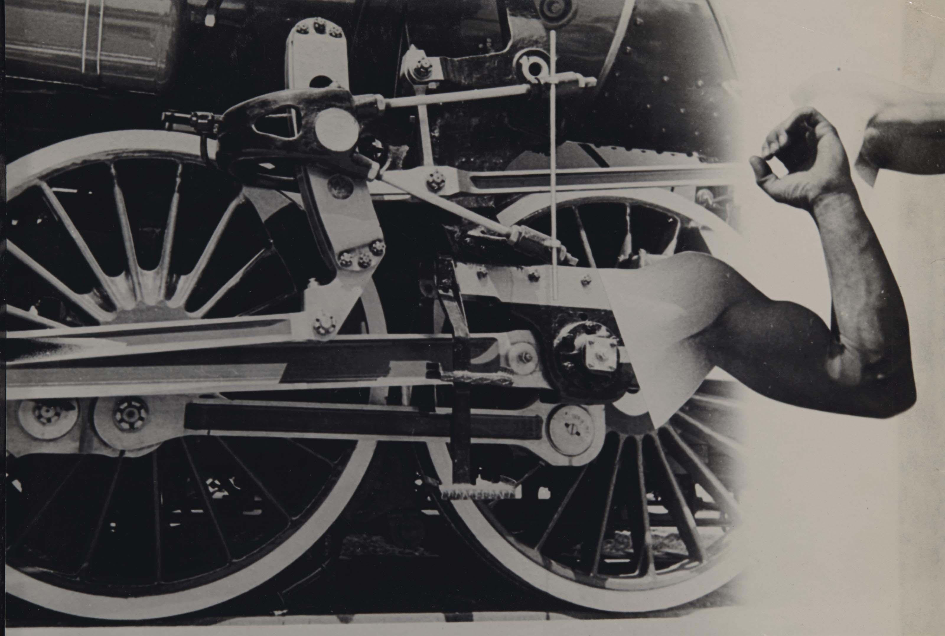 Sans titre (photomontage), vers 1937