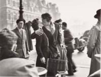 Le baiser de l'Hotel de Ville, 1950