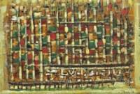 Paysage vert (Composition 403)