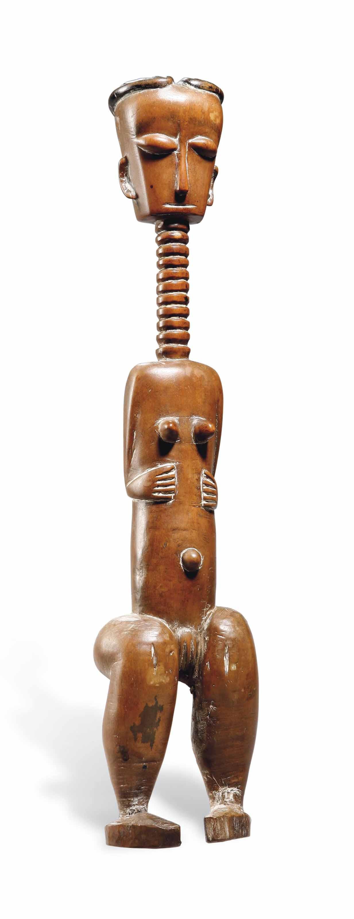 Statuette Fanti Fanti figure