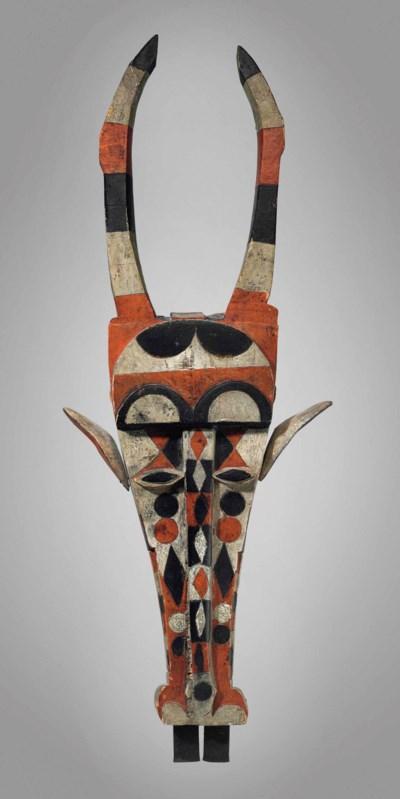 Masque Douala Duala mask