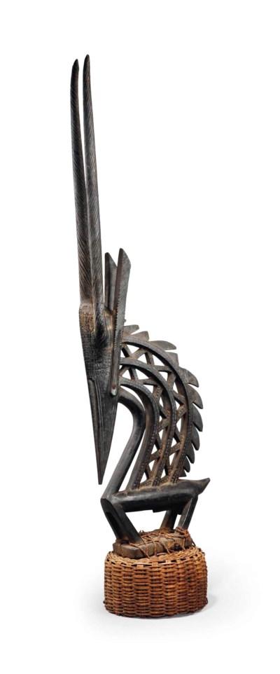 Antilope Bamana Bamana antelop