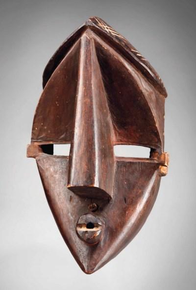 Masque Lwalwa Lwalwa mask