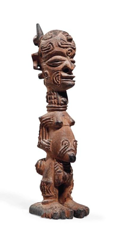 Statuette Lulua Lulua figure